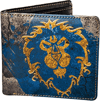 world of warcraft wallet
